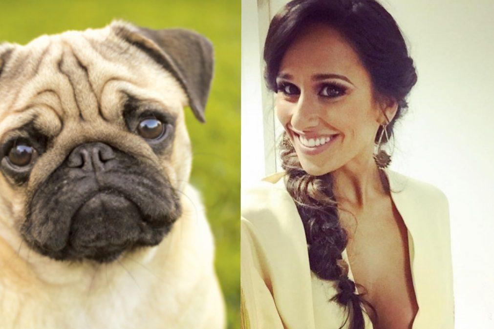 Rita Pereira: «Prefiro ser estrábica do que um pug!»