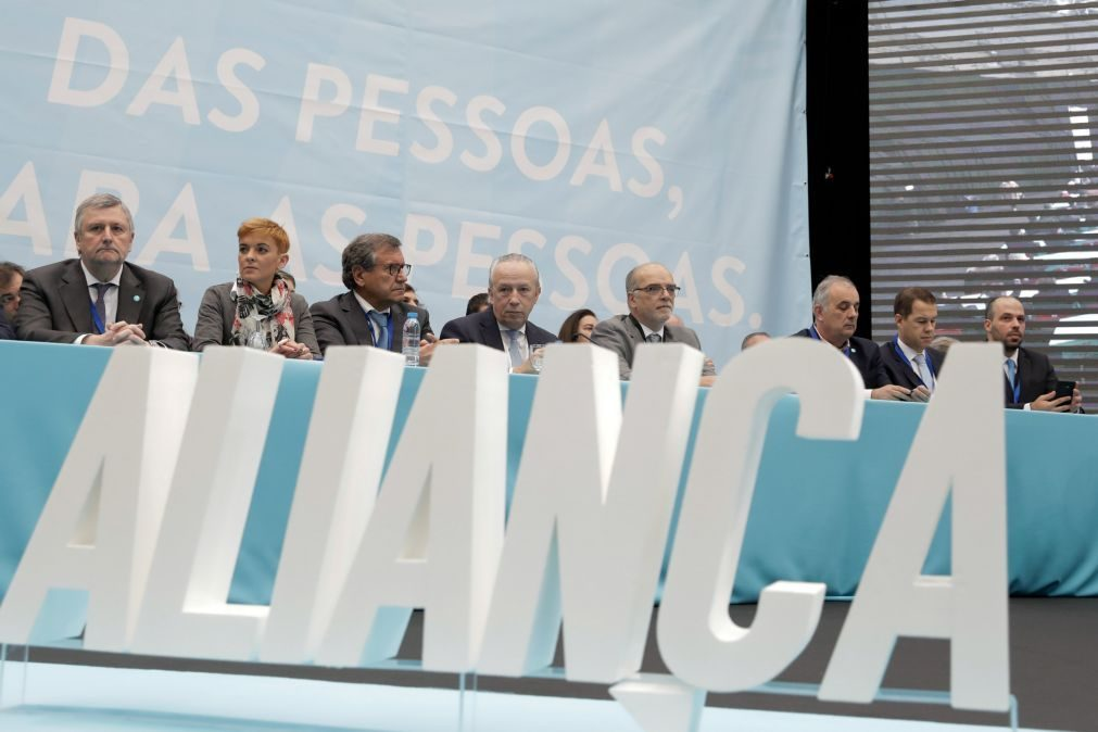 Congressistas aprovam estatutos e regulamento eleitoral do Aliança
