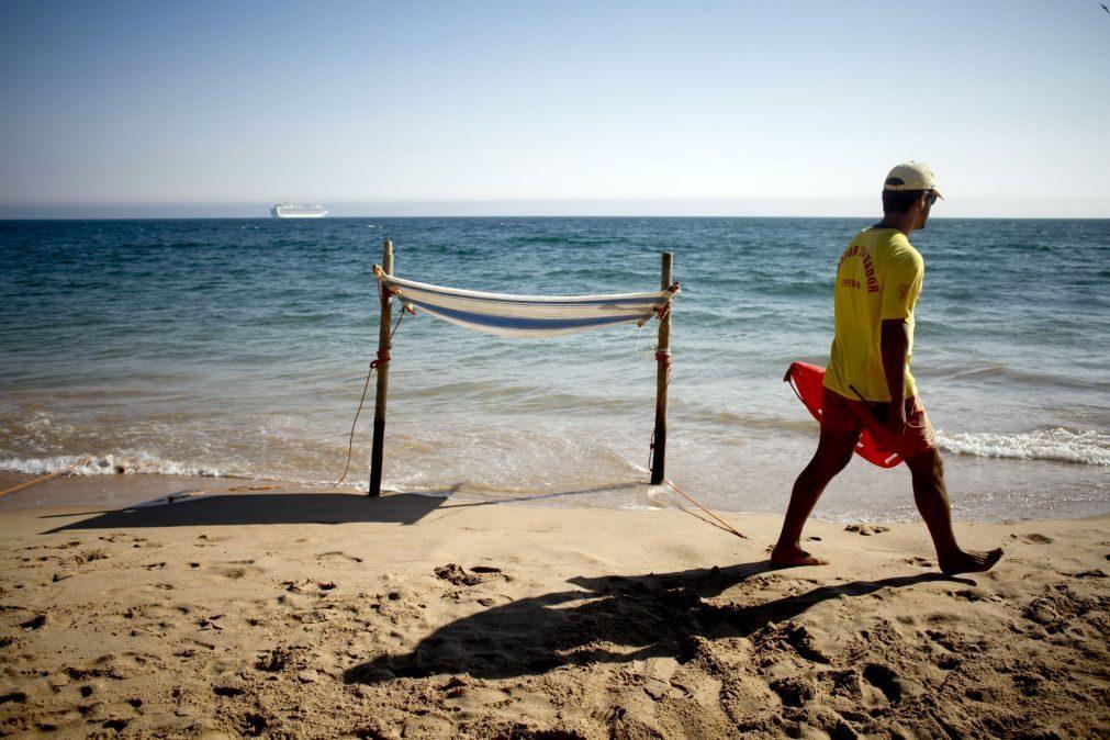 Jovem de 15 anos morreu afogado na Praia da Tocha e outro ficou ferido com gravidade