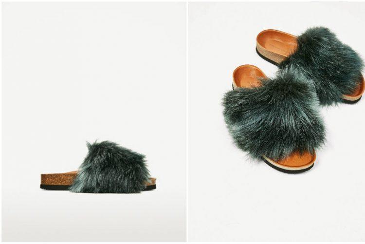 tendência Tendências aos seus pés: pêlo menos experimente