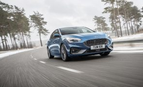 Novo Ford Focus ST, o familiar desportivo [fotos e vídeo]