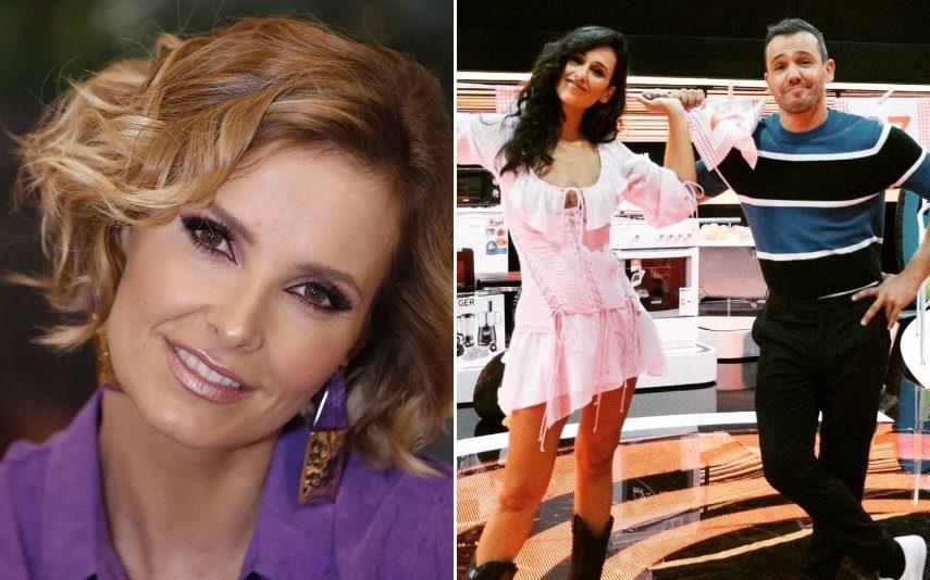 Cristina Ferreira canta vitória E dá-se ao luxo de interromper direto para mandar «beijinhos» à concorrência