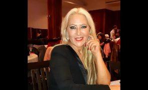 Maria Lisboa revela que foi assaltada: