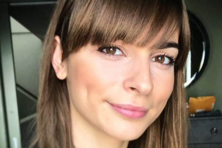 d8ae1c7b3 «Vou lançar uma bomba» Três anos depois, Benedita Pereira regressa à TVI. «