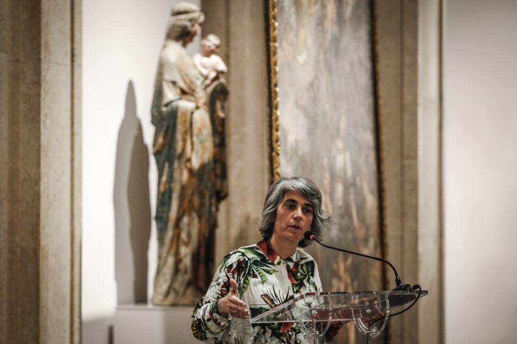 Ministra da Cultura destaca papel da cultura para