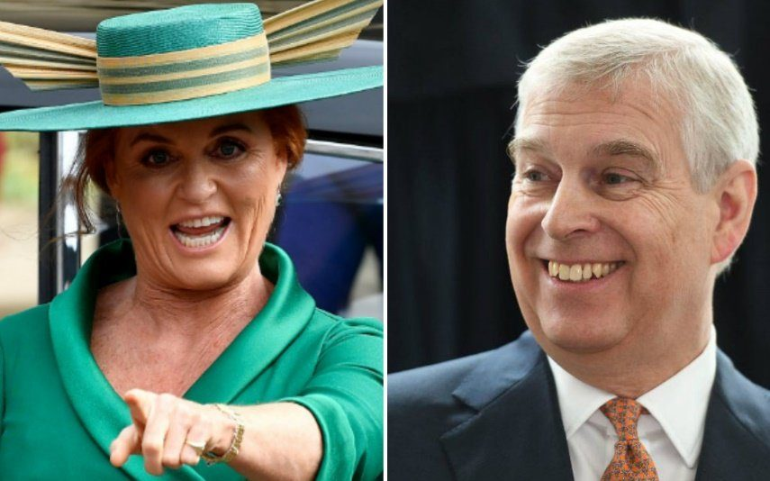 Sarah Ferguson e príncipe André estão reconciliados?