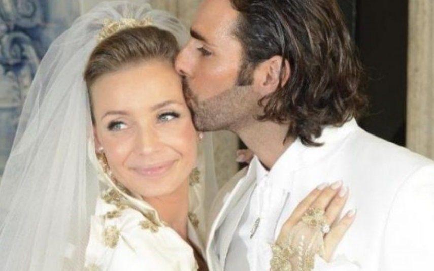 Ex-marido de Luciana Abreu Daniel Souza pede guarda total das filhas gémeas