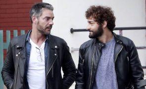 Cláudio Ramos mantém namoro secreto com Diogo Faria
