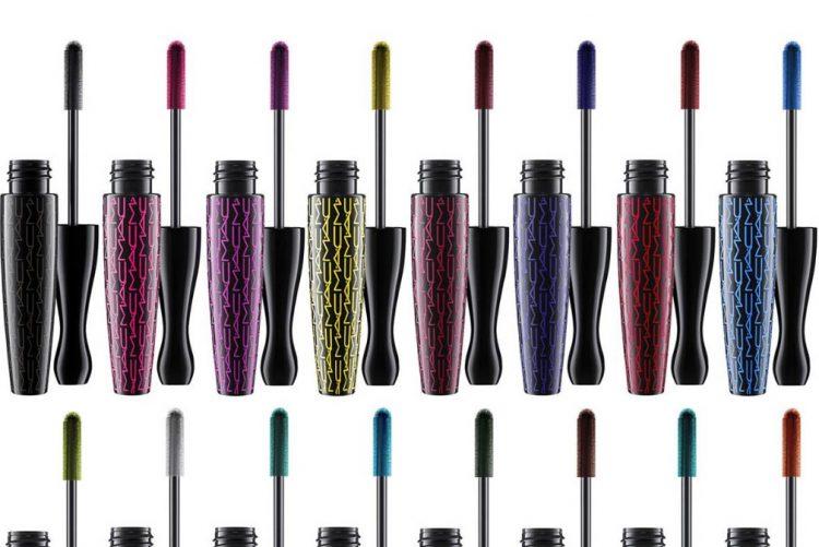 Alerta tendência: as pestanas coloridas estão na moda!