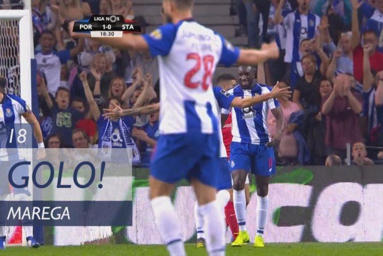 342c4ae83bff3 FC Porto bate Santa Clara e foge mais uma vez ao Benfica  vídeos