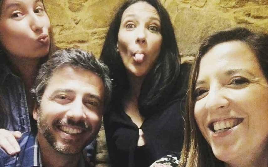 Ex-concorrentes do Casados juntam-se para celebrar: «Amigos que ficam»