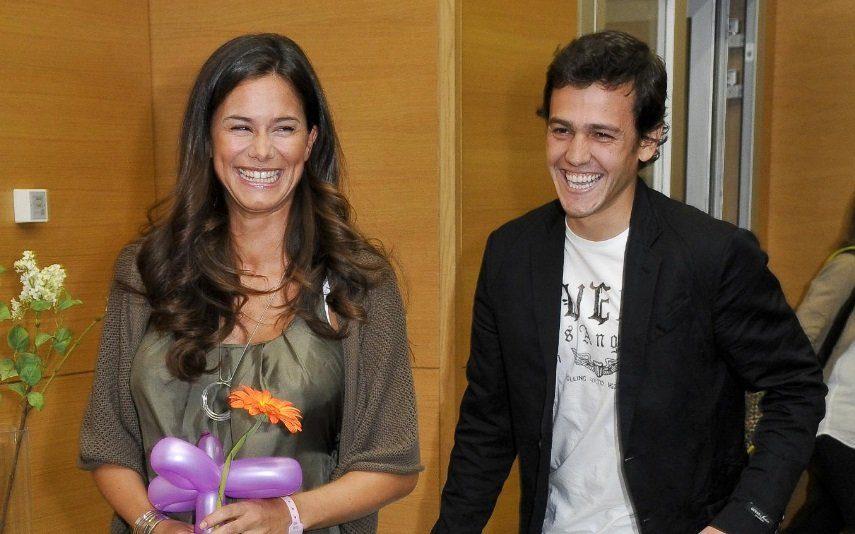 Pedro Teixeira confrontado com fim da relação com Cláudia Vieira