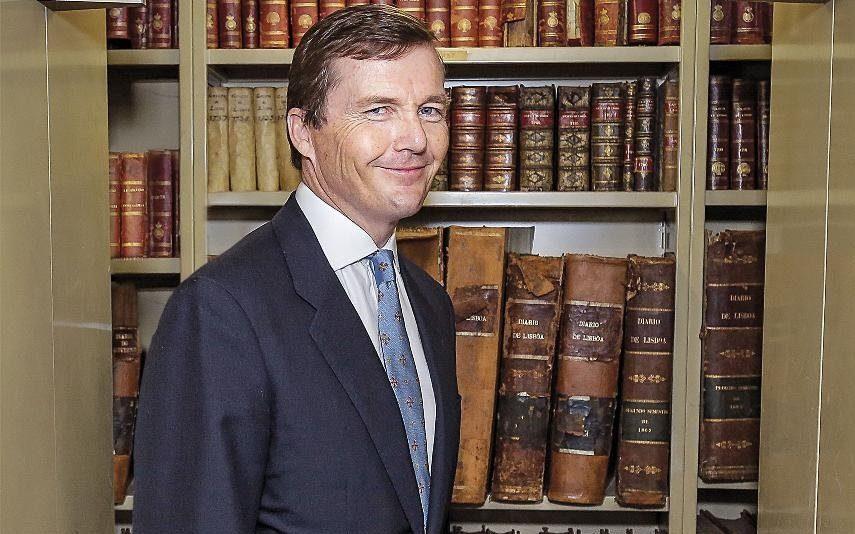 Exclusivo VIP com o Duque de Calábria «Aprendi com a minha mãe a ouvir falar de Camões e Pessoa»
