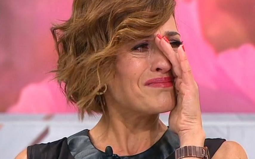 Fátima Lopes em lágrimas com história de família com necessidades