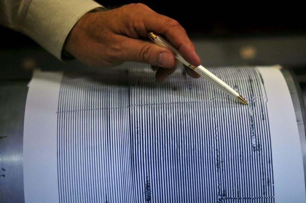 Sismo de magnitude 5.1 em França