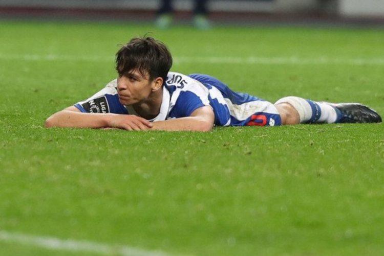 FC Porto 1 - V.Setúbal 1 – Dragões desperdiçam liderança da liga NOS