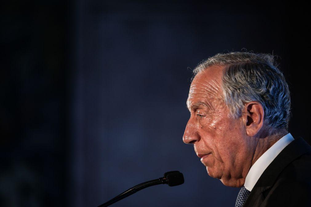 Presidente devolve ao parlamento diploma sobre Casa do Douro para