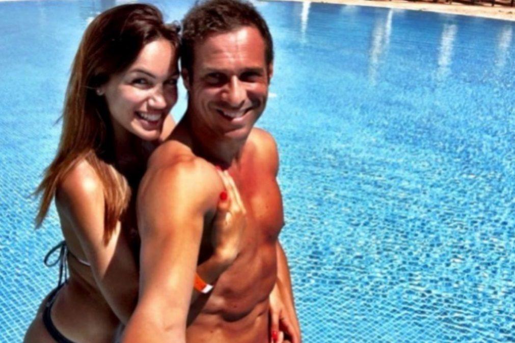Liliana Aguiar e José Carlos Pereira voltam a reconciliar-se