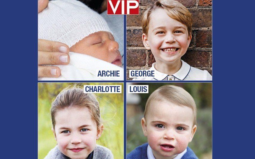 George, Charlotte, Louis e Archie são primos, mas, no futuro, terão destinos bem diferentes.