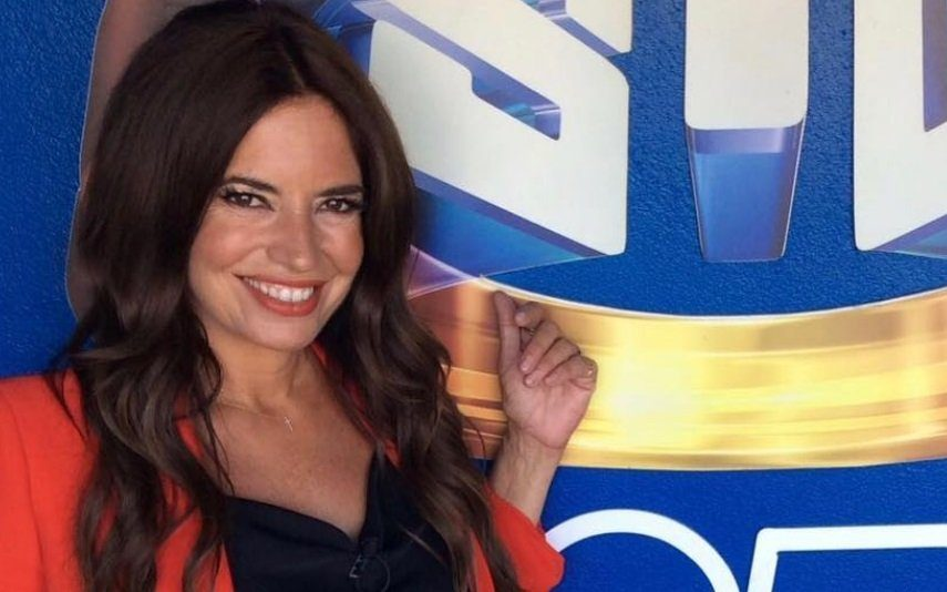 Bárbara Guimarães regressa ao trabalho