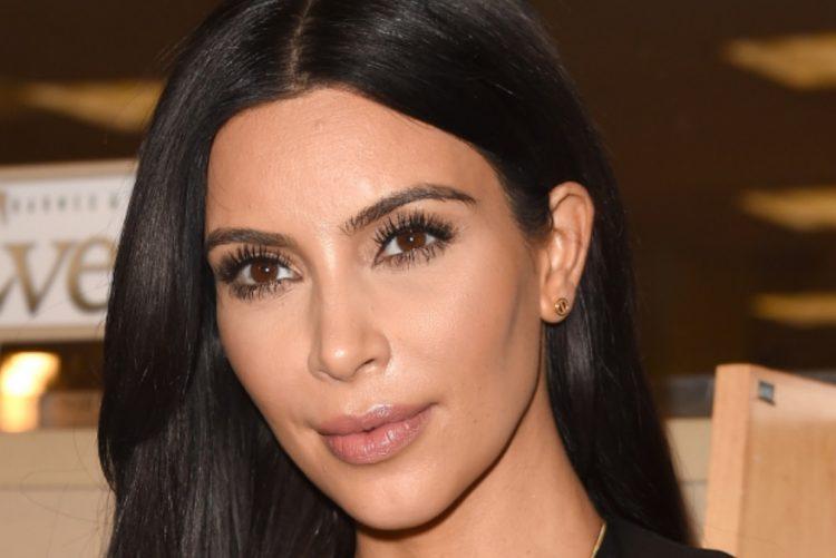 Kim Kardashian deixou de usar base e aposta num look cada vez mais natural