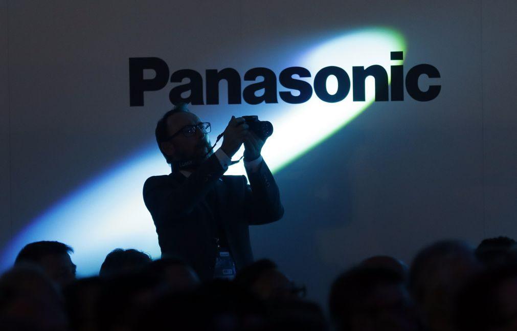 Japonesa Panasonic suspende negócios com Huawei