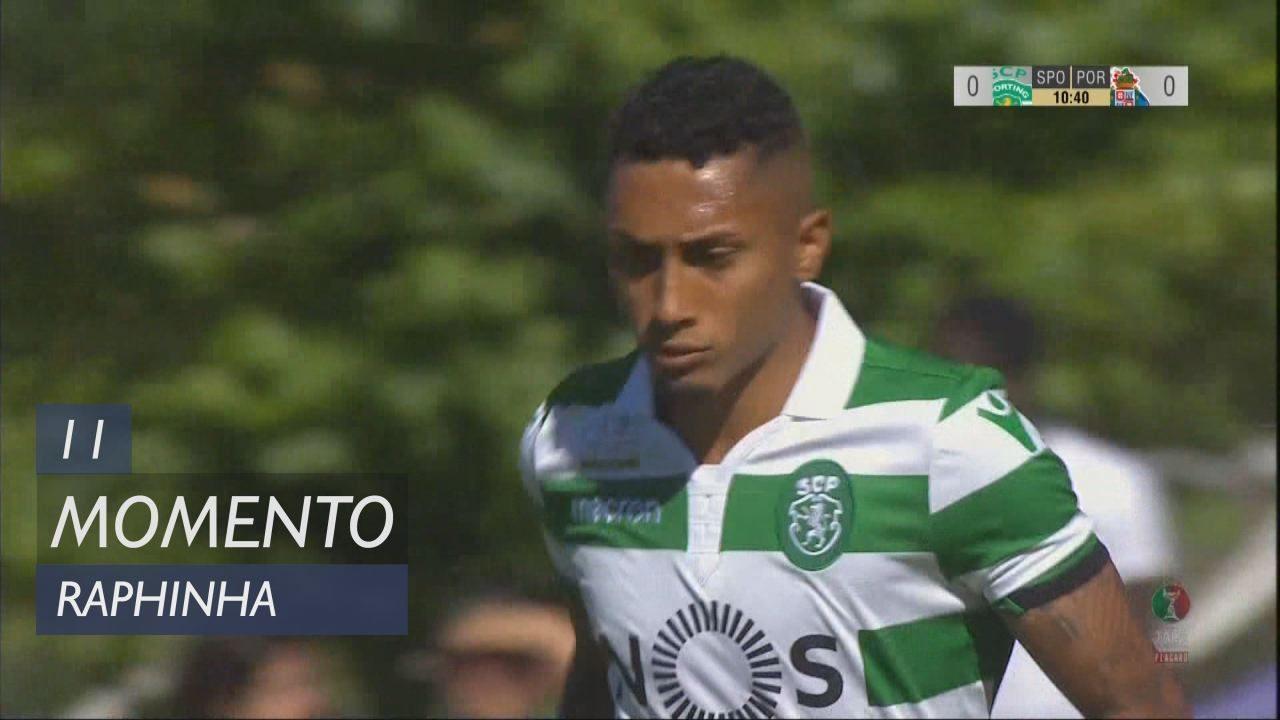 Taça de Portugal [11'] Raphinha quase marca! [vídeo]