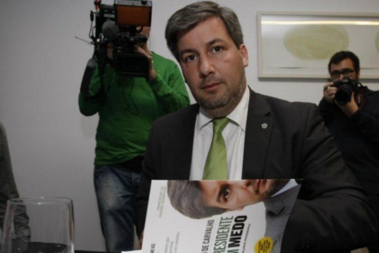 Bruno de Carvalho: Revelados pormenores do casamento