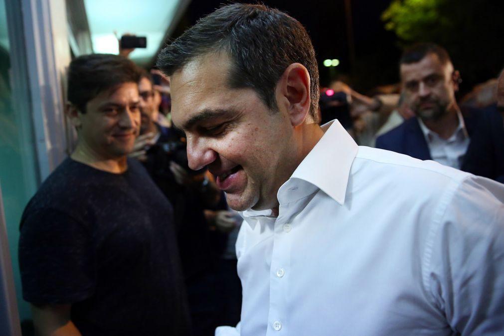 Primeiro-ministro Tsipras apela a legislativas antecipadas na Grécia
