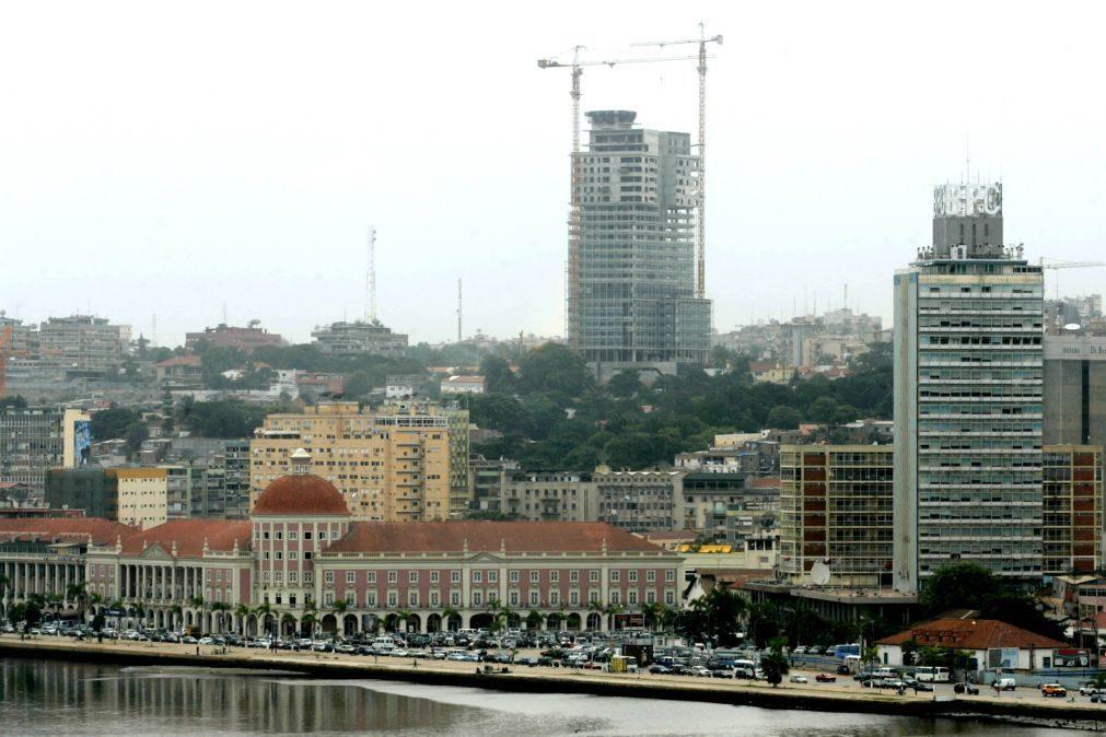 Governo angolano preocupado com aumento de