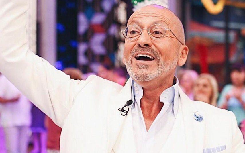 Manuel Luís Goucha já anda na estrada