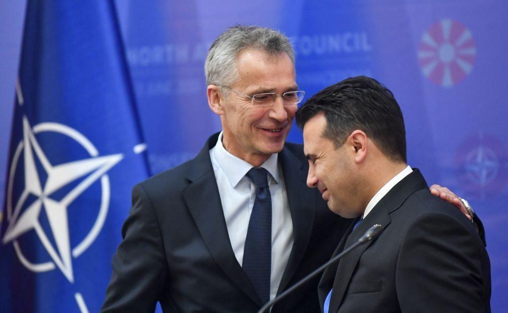Macedónia será o 30º membro da NATO a partir de 2020