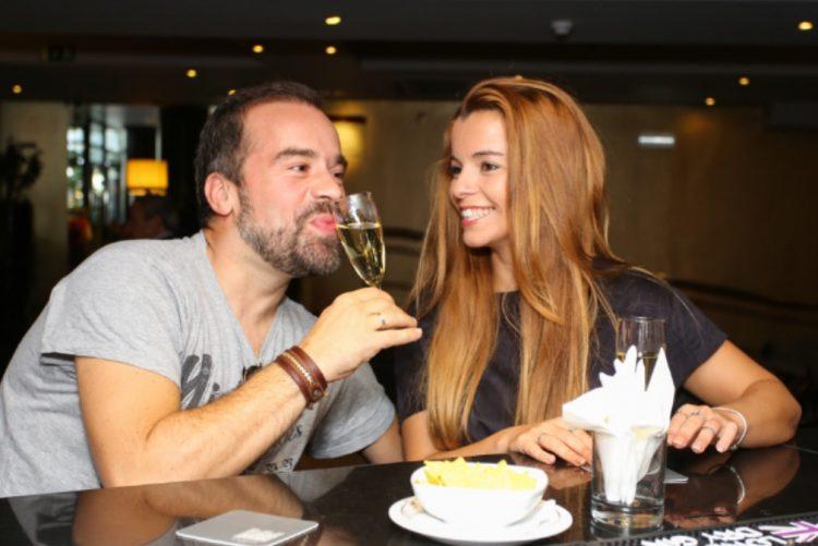 Sara Santos e Luís Filipe Borges