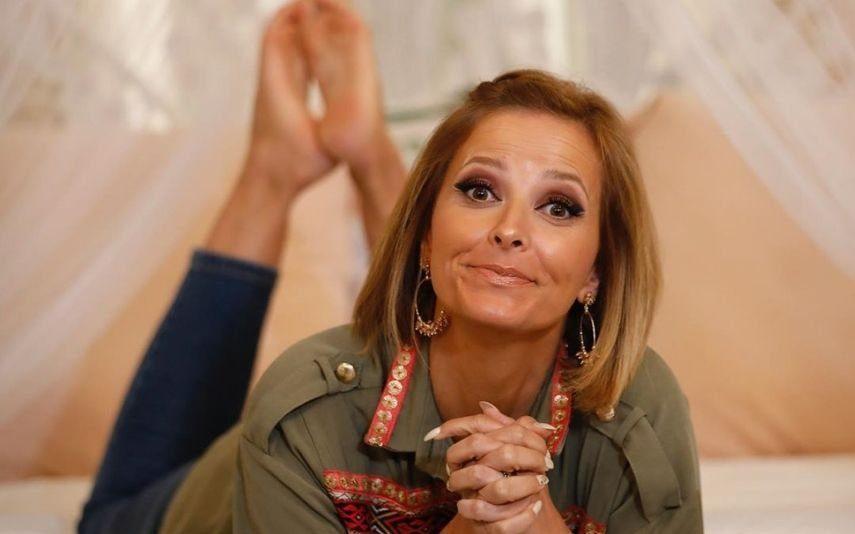 Cristina Ferreira e como o professor de inglês «ficou a saber tudo» da vida da apresentadora