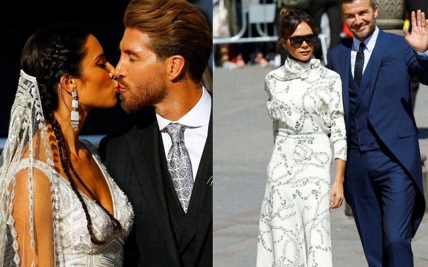 Victoria Beckham quebra regra exigida por Sergio Ramos e Pilar Rubio