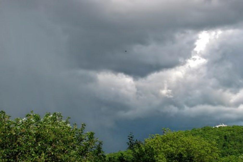 Previsão do tempo para domingo, 11 de agosto