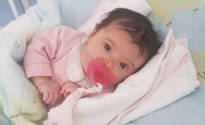 Medicamento que trata bebé Matilde aumenta despesa dos hospitais