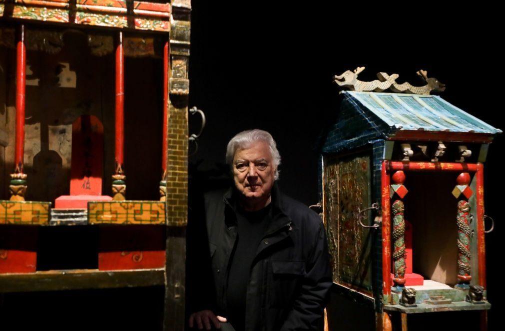 Artista José de Guimarães com retrospetiva no Museu Wurth Erstein em França