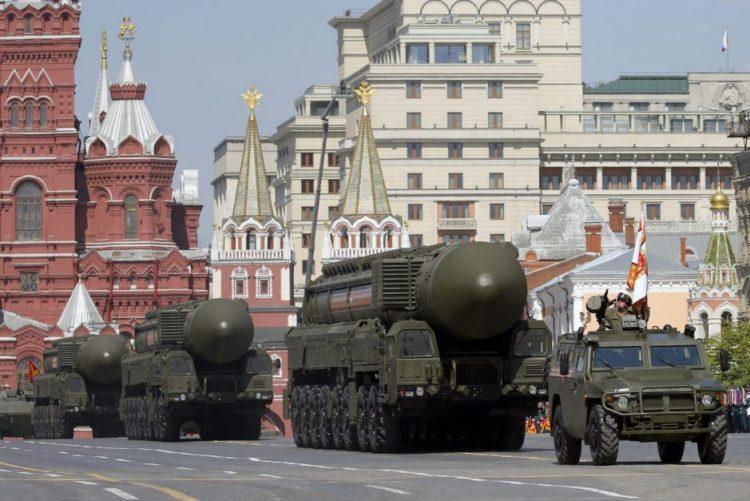 Presidente russo defende reforço de capacidade militar nuclear