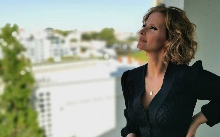 Cristina Ferreira passa noite em hotel de luxo