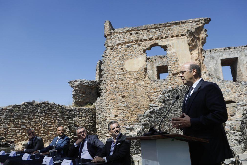 Fibra ótica nas Aldeias Históricas permite potenciar capacidade turística, segundo o Governo (C/ÁUDIO)