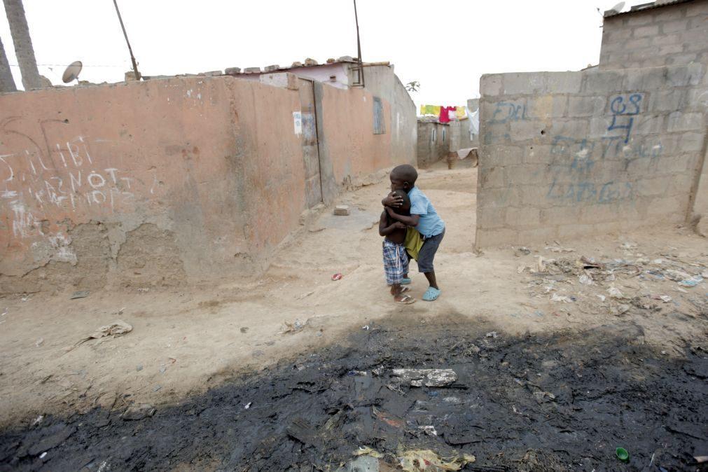 Má nutrição severa já matou este ano 73 crianças angolanas no Huambo