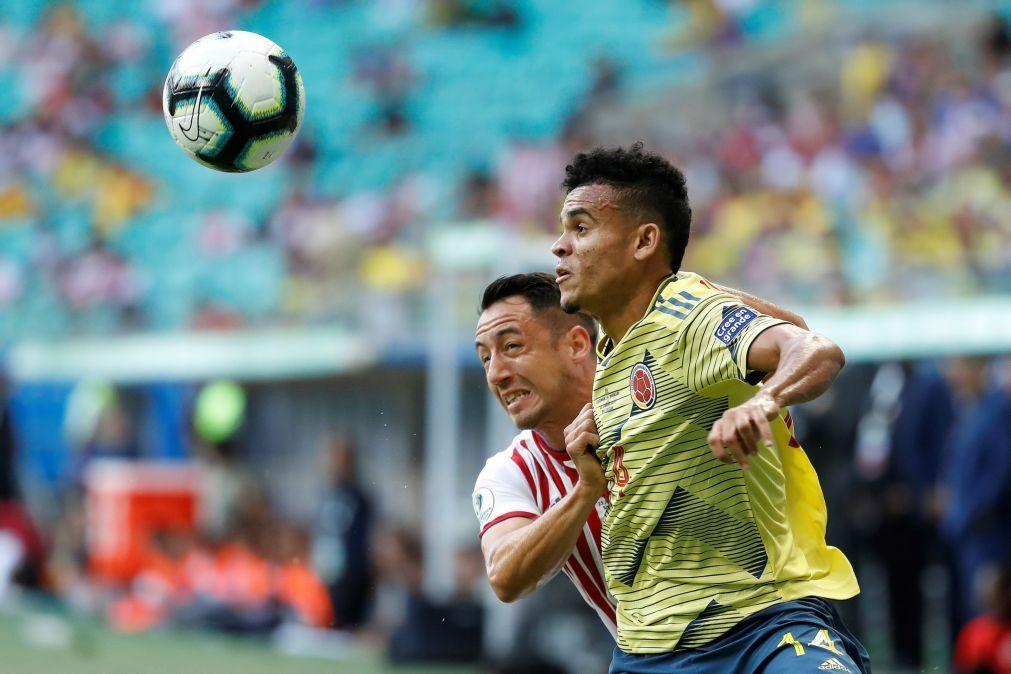 FC Porto fecha com o colombiano Luis Díaz