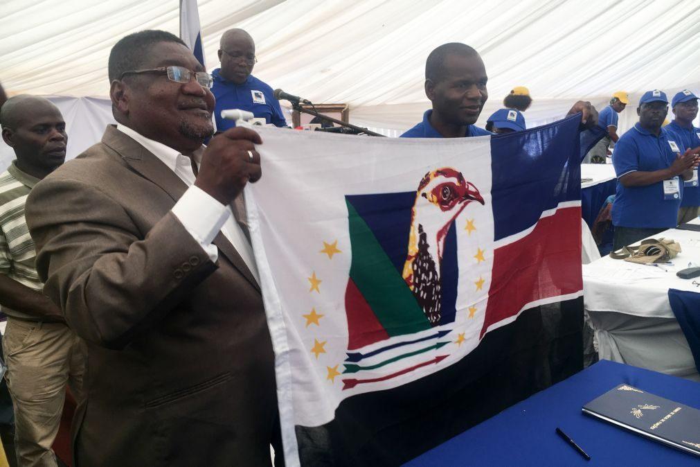 Renamo apresenta queixa-crime contra órgãos eleitorais moçambicanos