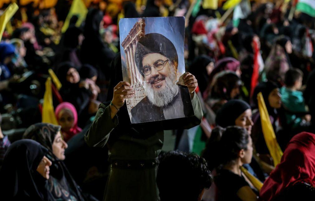 Chefe do Hezbollah garante que Irão pode atacar Israel se houver conflito com EUA