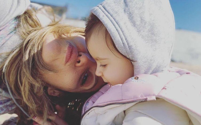 Andreia Rodrigues levanta suspeitas de gravidez
