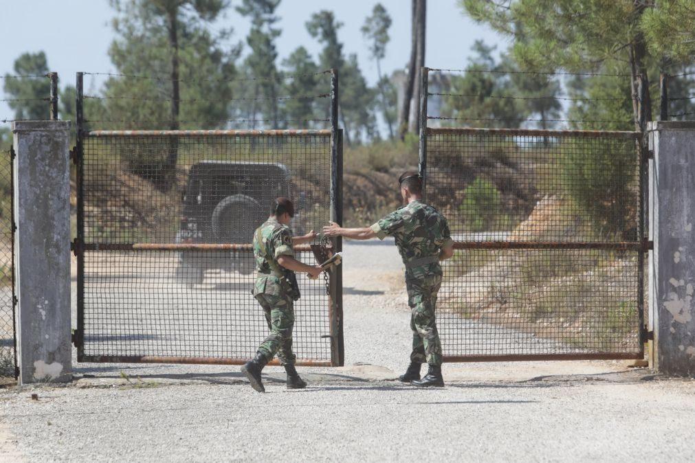Tancos: Coronel da GNR Amândio Marques constituido arguido e suspenso de funções