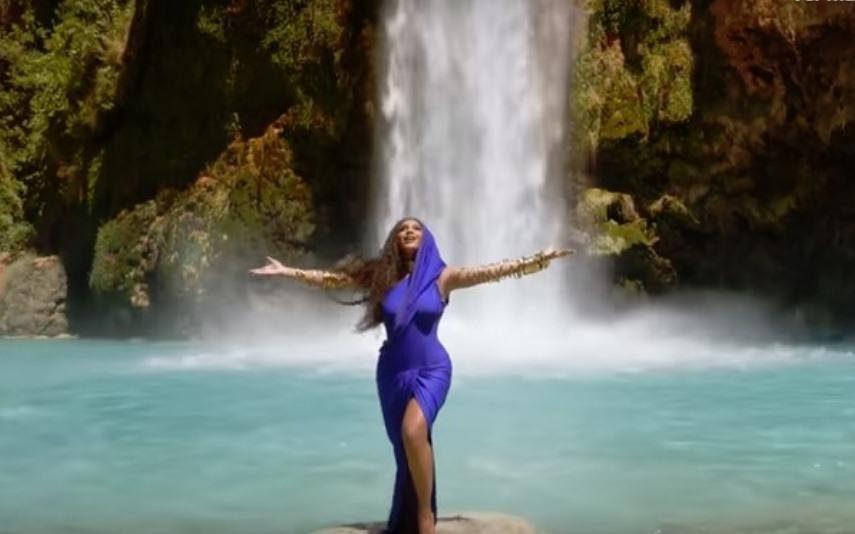 O Rei Leão A música de Beyoncé de que todos falam