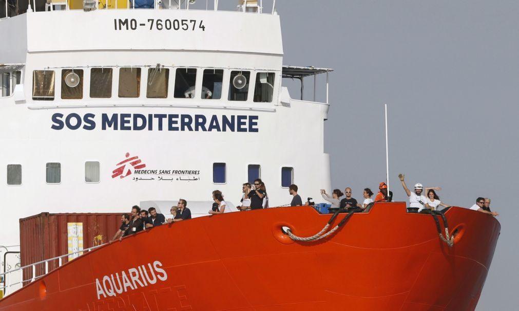 SOS Mediterrâneo anuncia nova campanha ao largo da Líbia