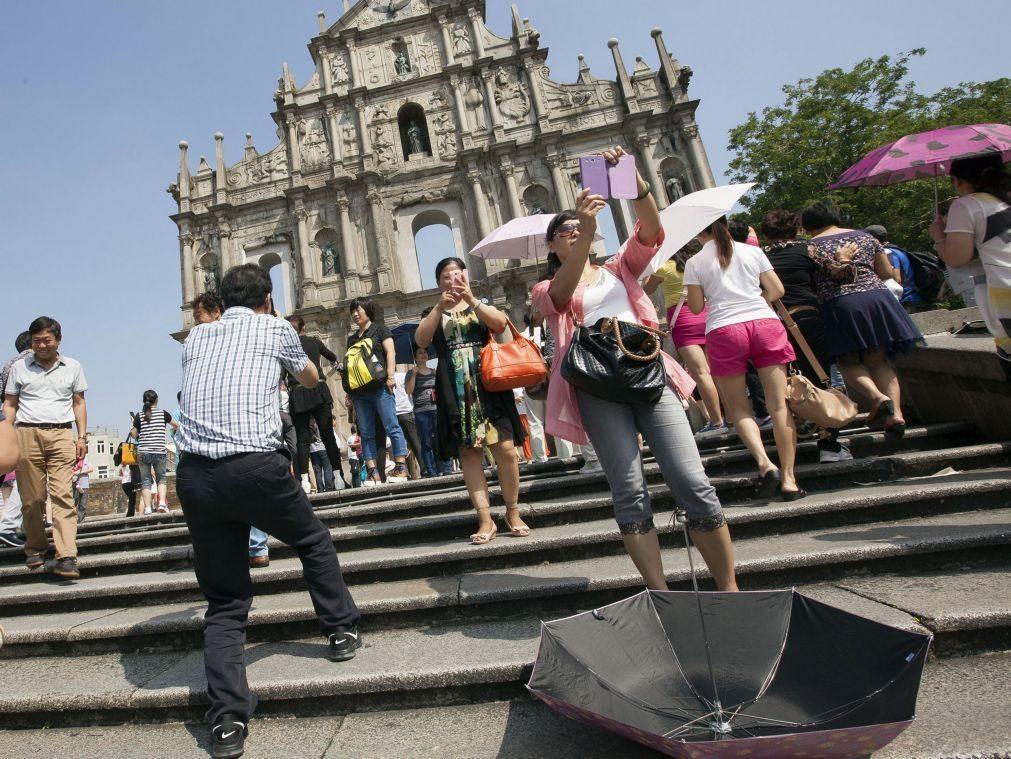 Mais de 20 milhões de pessoas visitaram Macau no primeiro semestre